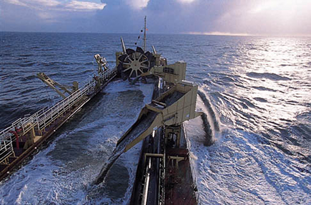 Guidance on dredging and water framework directive