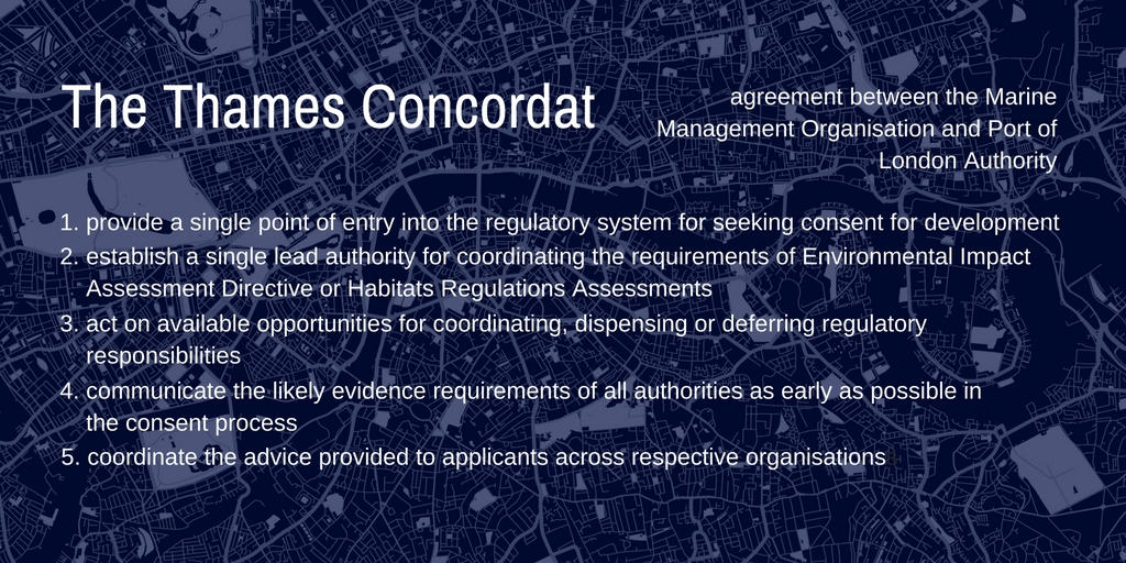 The Thames Concordat principles