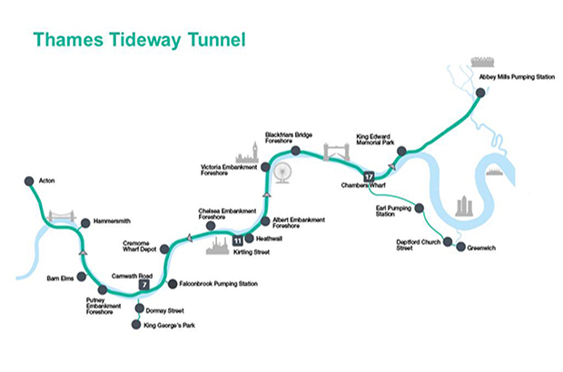 Thames Tideway Tunnel MMO