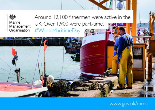 Sea fisheries statistics