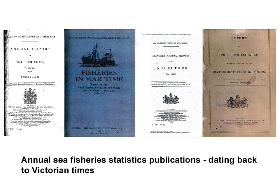 historical fisheries statistics