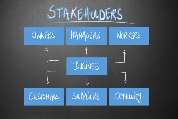 Stakeholders chart