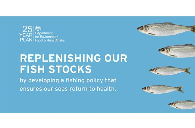 fisheries 25 year environment plan